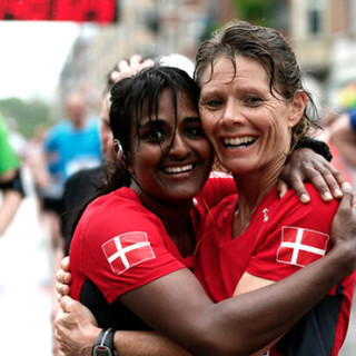 2014哥本哈根马拉松