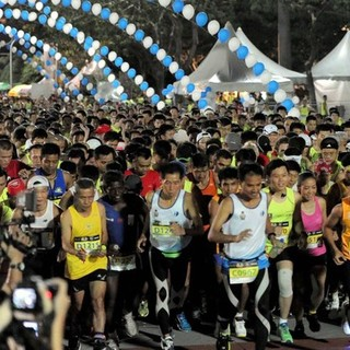 布城夜间马拉松 BSN Putrajaya Night Marathon 2014