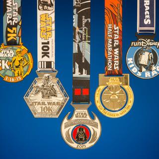 2017 迪斯尼星球大战半程马拉松赛