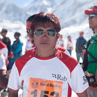 2016 丹增-希拉里珠峰马拉松赛