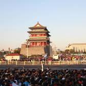 2013-10-20北京马拉松比赛照片