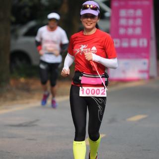 全棉时代2016深圳女子马拉松赛