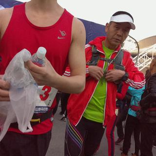 2014ASICS杭州山地马拉松
