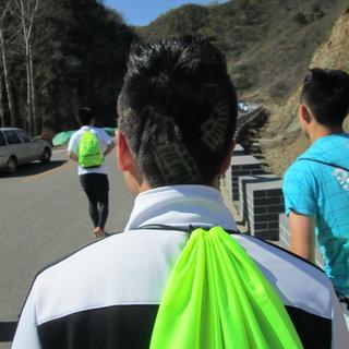2016金山岭长城国际马拉松赛