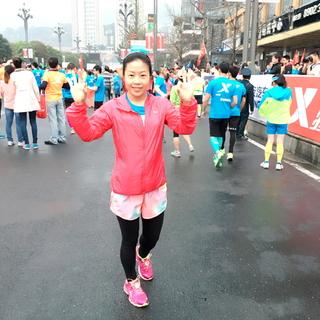 2016重庆国际女子半程马拉松赛