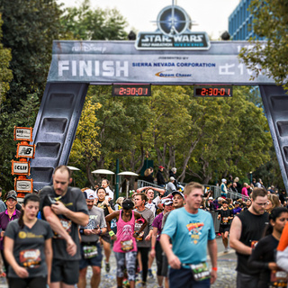 2016 迪斯尼星球大战半程马拉松赛