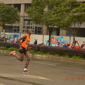 2016-11-20舟山群岛国际马拉松