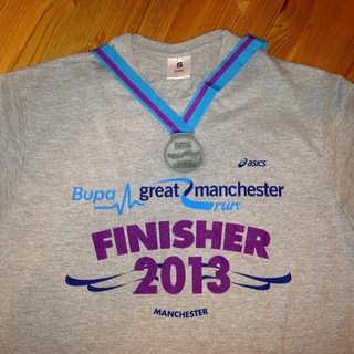 2014曼城长跑赛(BUPA Great Manchester Run)