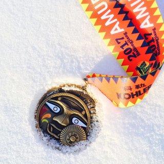 2017奖牌