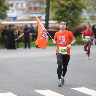 2016横店马拉松