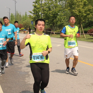 2016 太湖图影国际半程马拉松