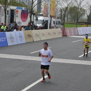 2016南宁国际半程马拉松