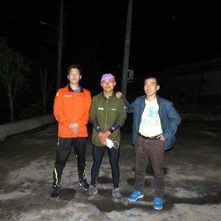 2016黄山国际百公里山地越野