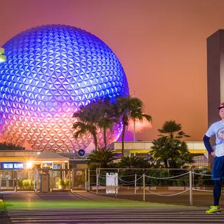 2017 华特迪士尼乐园马拉松