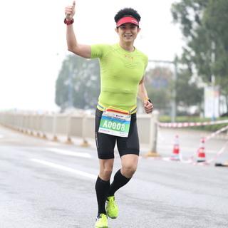 20160320 清远国际马拉松