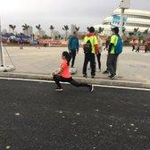 20161225 半程马拉松