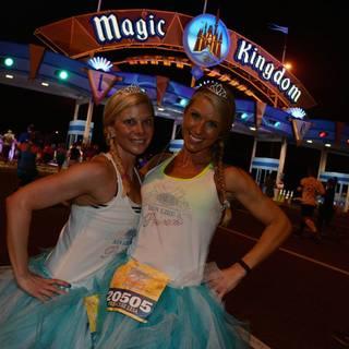 2017 迪士尼公主半程马拉松