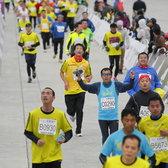 2012年11月25日北京马拉松