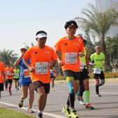 2017建发厦门国际马拉松赛