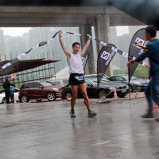 Salomon越野跑-重庆站