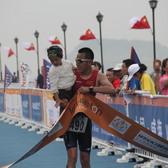 2016威海世界长距离铁人三项锦标赛