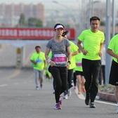 2016乌苏国际马拉松