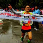 2016济南超级马拉松照片