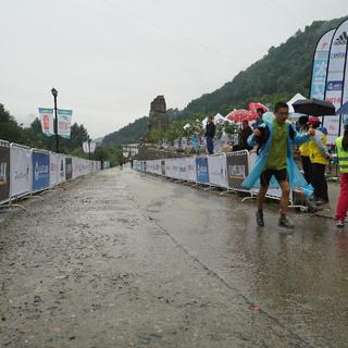 2015RW50五岳寨国际越野挑战赛