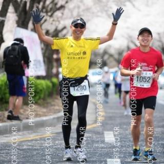 2014庆州樱花马拉松