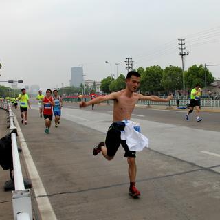 2015义乌国际半程马拉松
