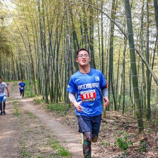 2015汇添富·南京山地马拉松
