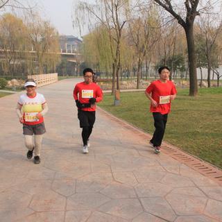 2015 陕西民间马拉松赛