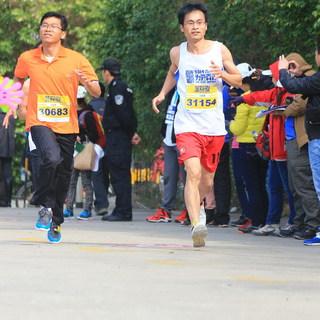 2014深圳(盐田)山地马拉松赛