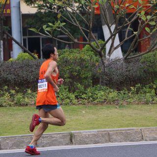 2016 晋江马拉松