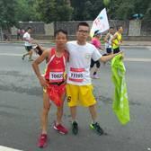 2015年贵阳国际马拉松赛