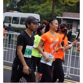 2015上海国际马拉松