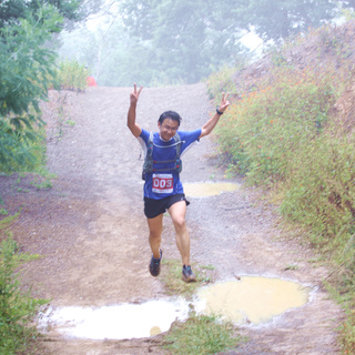 昆明金殿21公里山地跑