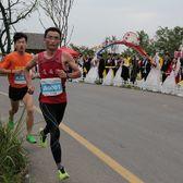 2016 泗洪生态湿地国际半程马拉松
