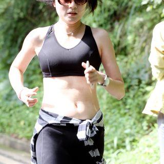 昆明西山女子10公里山地跑