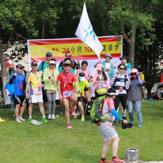 2015骑众百公里徒步