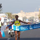 2014年迪拜马拉松官方照片