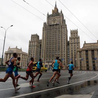 2015 莫斯科马拉松