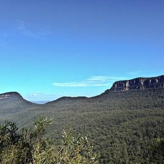 2014 澳大利亚The North Face 100 Blue Mountains