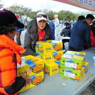 2015 济州橘子国际马拉松