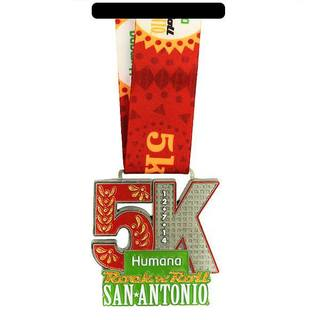 2015 圣安东尼奥摇滚马拉松(Rock 'n' Roll San Antonio Marathon)