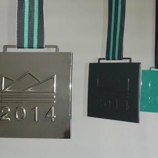 2015 皇后镇国际马拉松