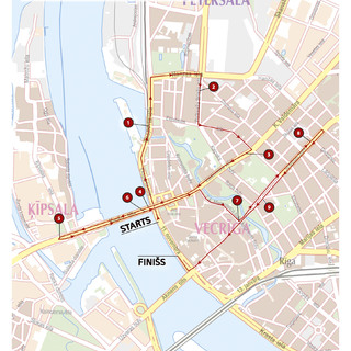 2014里加马拉松(Nordea Riga Marathon)