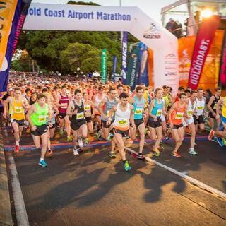 2015 澳大利亚黄金海岸马拉松