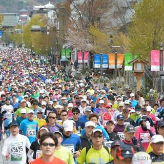 2016 长野马拉松