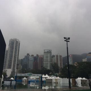 2016渣打香港马拉松